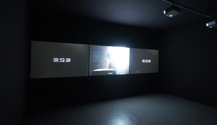 solo exhibition at CBK